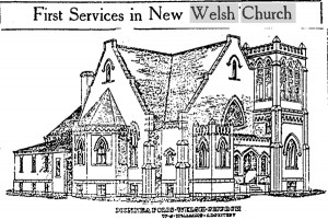 100 Year Old Church is a Treasure within 129 Year Old Legacy and 1500 Years of Welsh Culture