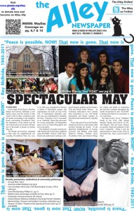 Spectacular May