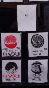 """MAYDAY MAY 5TH 2013: """"SEE THE WORLD"""""""