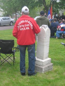 """On a Cool 145th Memorial Day Thoughts and Emotions Gathered and """"Warmed"""" by Music, a Call to Youth, and Challenge for Peace """"without a Shot-Fired"""