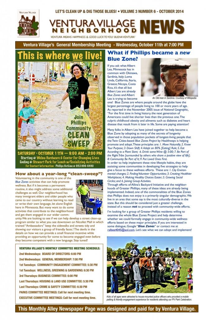 VenturaVillageNewsOctober2014Issuecopy