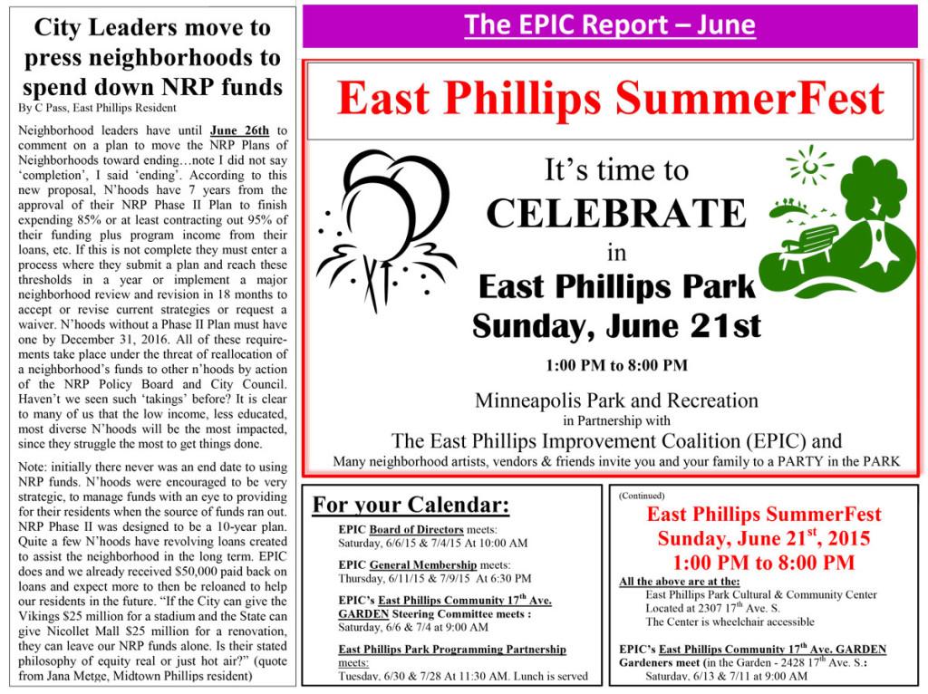 EPICAlleynewsJune20157