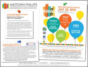 Midtown Phillips Neighborhood Association News July 2015