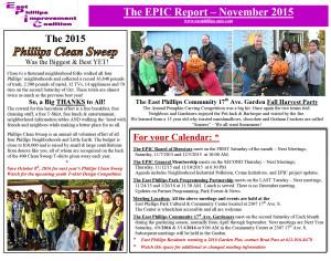 EPIC Report-November 2015
