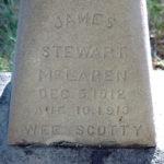 James Stewart McLaren