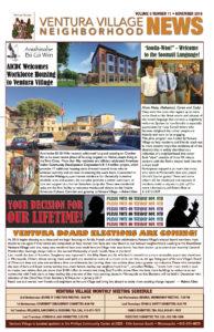 November 2016 Ventura Village