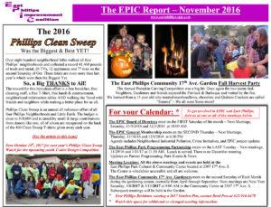 EPIC Report-November 2016