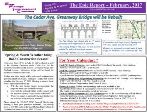 EPIC Report-February 2017