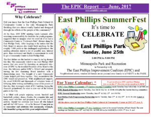 EPIC Report-June 2017