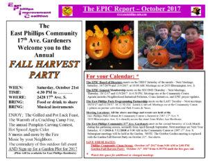 EPIC Report-October 2017