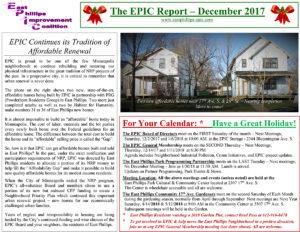 EPIC Report-December 2017