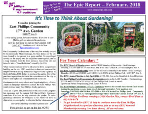 EPIC Report-February 2018