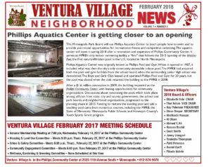 February 2018 Ventura Village
