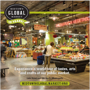 Midtown Global Market – November 2018