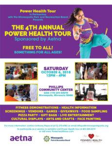 The 4th Annual Power Health Tour