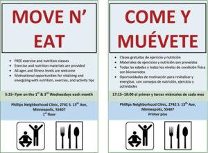 Move N' Eat