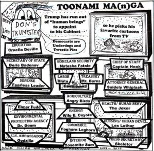 Cartoon December 2018-January 2019