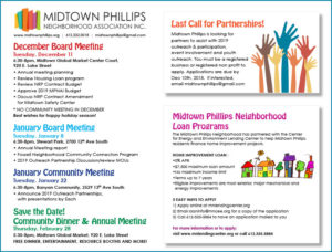 Midtown Phillips update December 2018-January 2019