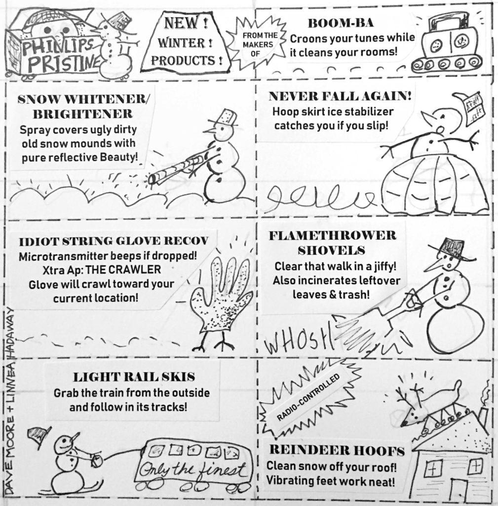 Cartoon February 2019
