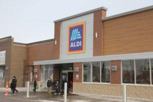 Updated Aldi opens