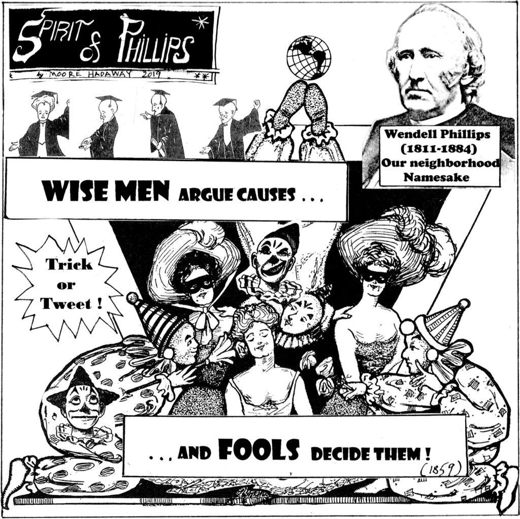 Cartoon November 2019
