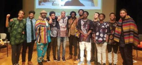Manhood rites of passage ceremony celebrates 15 Black male initiates