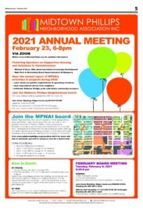 Midtown Phillips Neighborhood Association