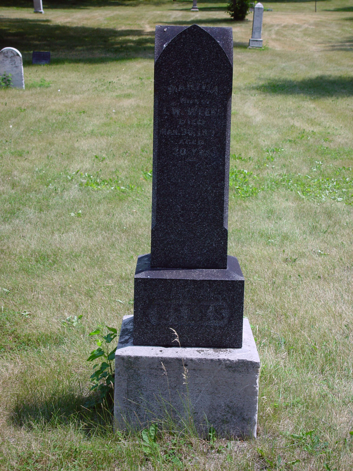 Tales from Pioneers and Soldiers Cemetery