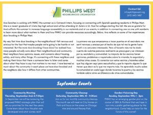 Phillips West News
