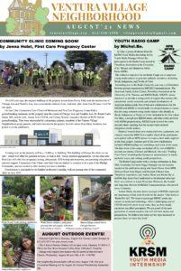 Ventura Village news