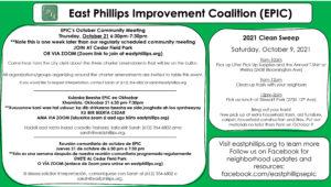 East Phillips News